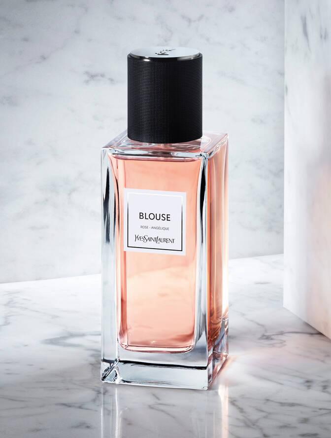 Afbeeldingsresultaat voor Yves Saint Laurent Blouse Eau de parfum banner