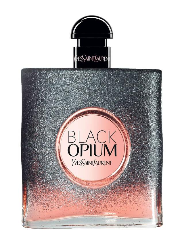 Black Opium Floral Shock Fragrance For Women Ysl