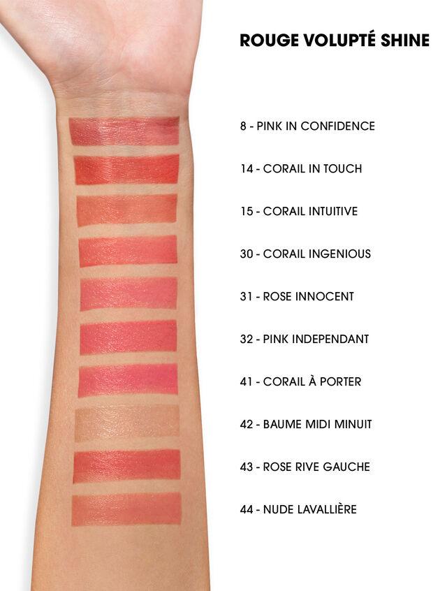 Rouge Volupt 233 Shine Conditioning Lip Color Ysl