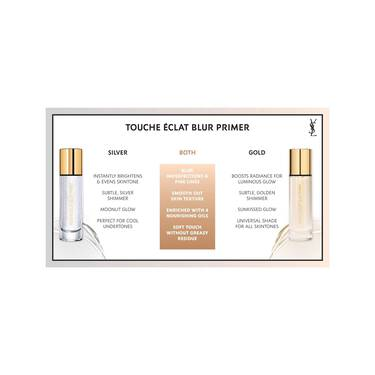 Touche Eclat Blur Primer Silver