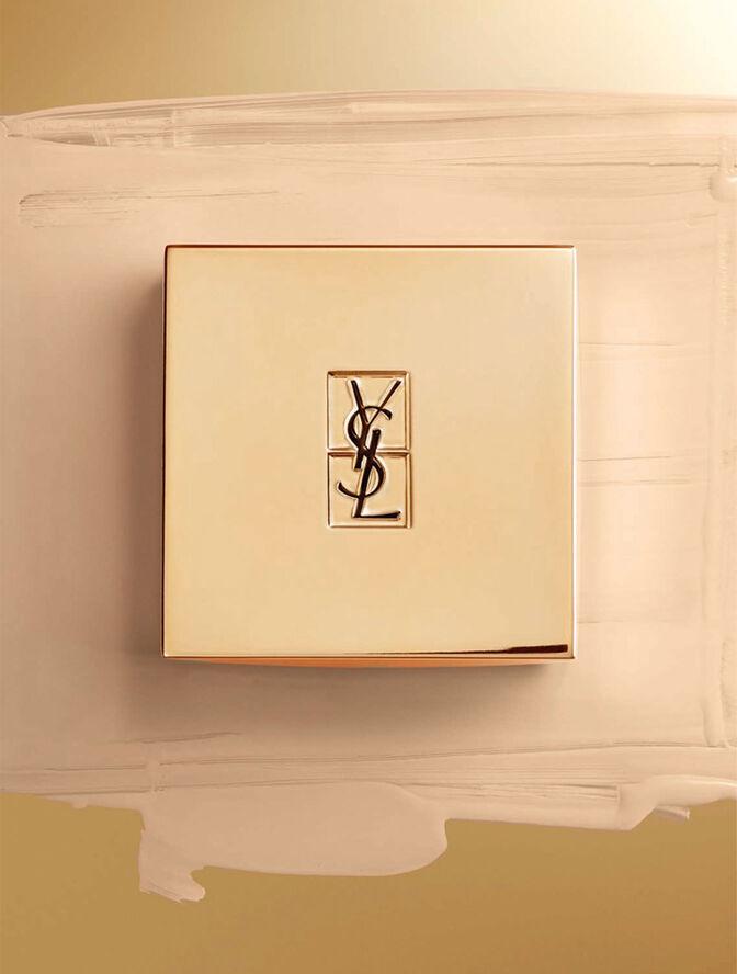 ผลการค้นหารูปภาพสำหรับ YSL Yves Saint Laurent Touche Eclat Le Cushion Liquid Foundation Compact