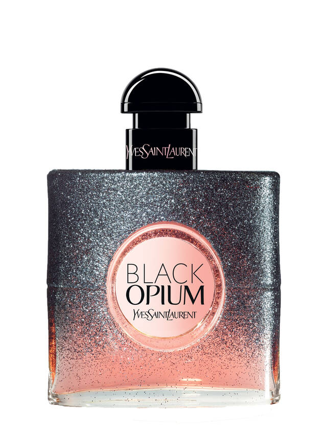 Black Opium Floral Shock Fragrance For Women Ysl
